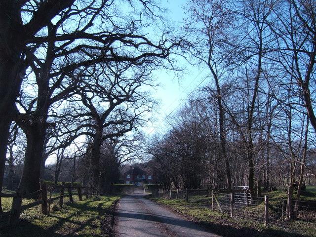 Borders Lane, Etchingham