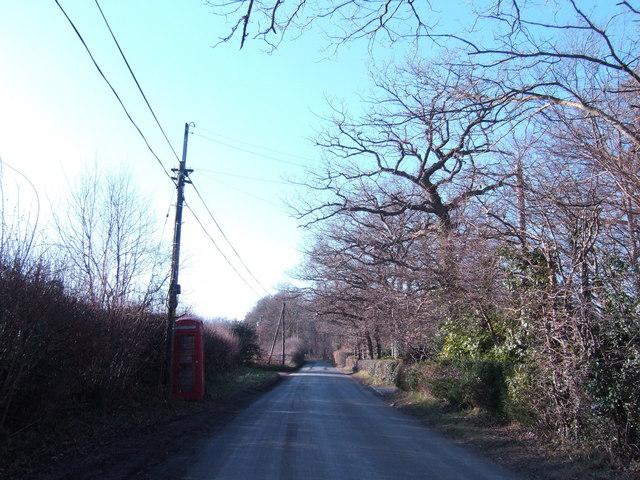 Sheepstreet Lane