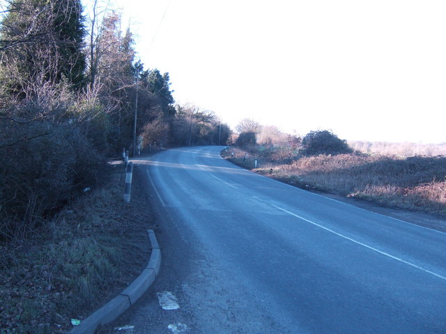 A21 at Stonecrouch