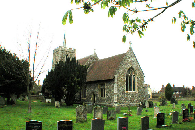 St John the Baptist, Pampisford, Cambs