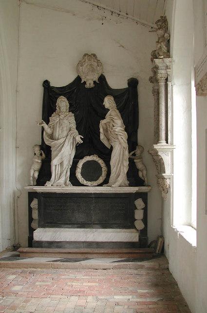 St Peter, Babraham, Cambridgeshire - Monument