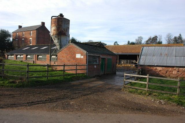 Blakeshall Farm