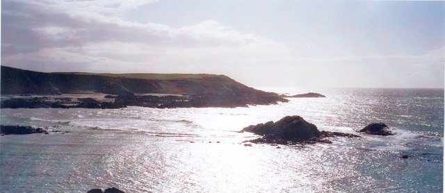 Borth Wen near Morfa Nefyn