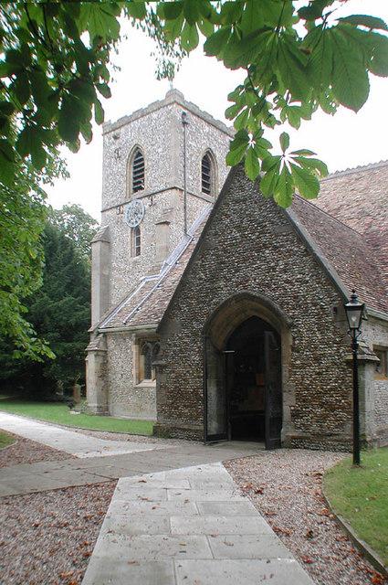 St Andrew, Stapleford, Cambridgeshire - Porch