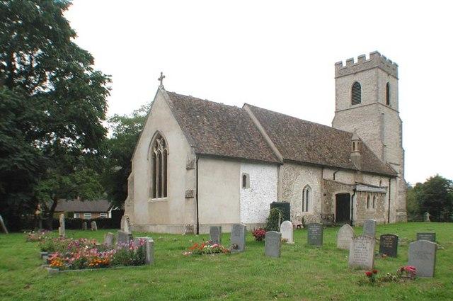 St Edmund, Hauxton, Cambridgeshire