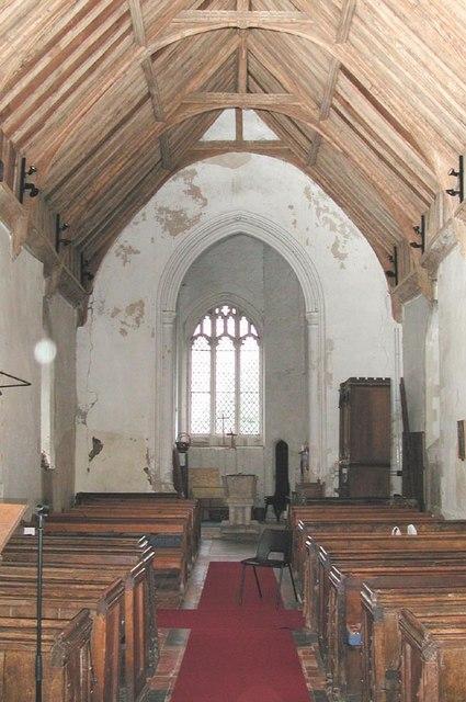 St Edmund, Hauxton, Cambridgeshire - West end