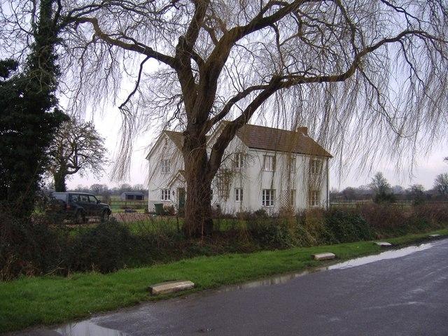 Brook farm, Foxham