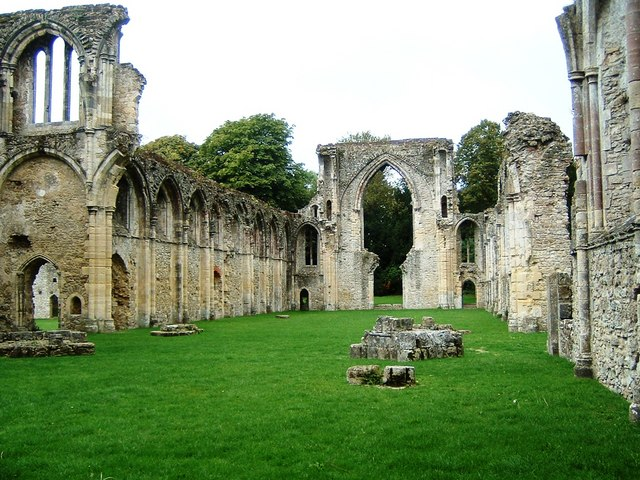 The Ruins of Netley Abbey