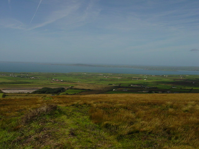 On Knockanore Mountain