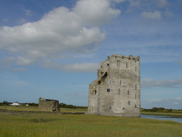 The castle in the marsh