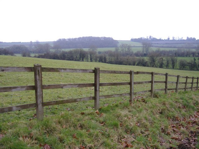 Bremhill farmland