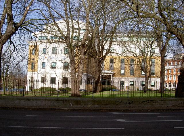 Capital Court, Windsor Street, Uxbridge