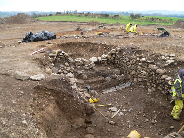 Early Medieval House Site.