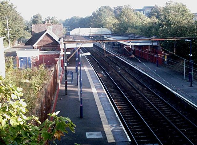 Prittlewell  Rail Station