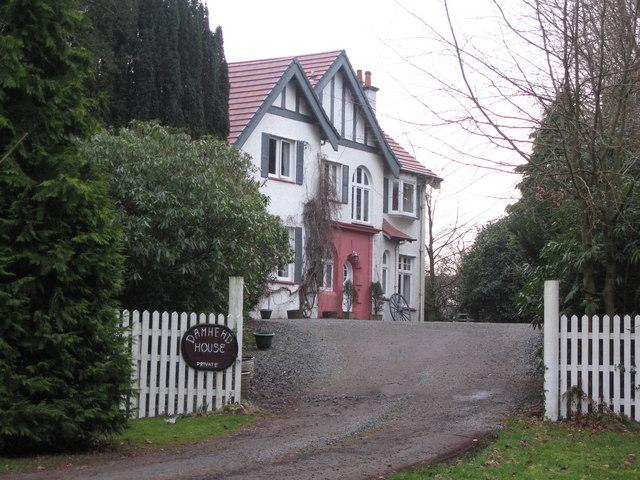Damhead House, Caprington