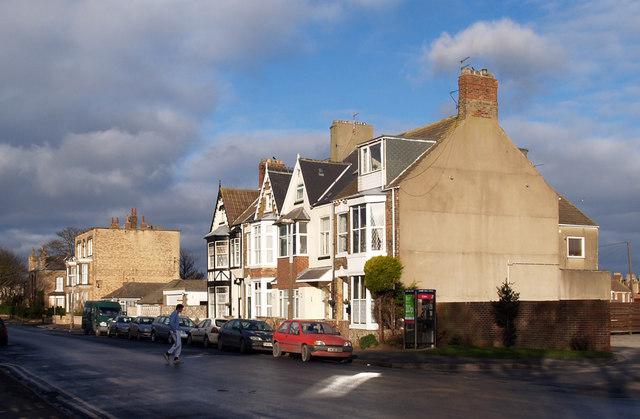 Railway Street, Hornsea