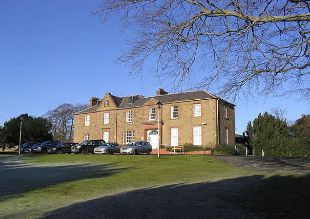 Huntlyburn House