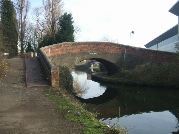 New Cross Bridge