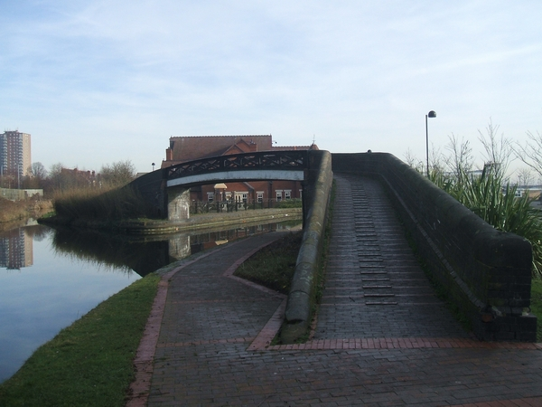 Bentley Canal Bridge