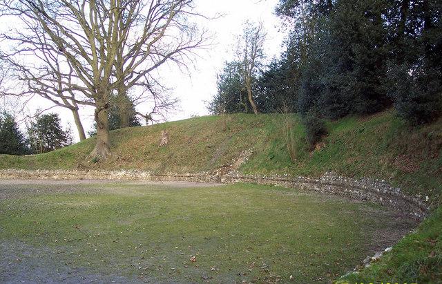 Amphitheatre at Calleva