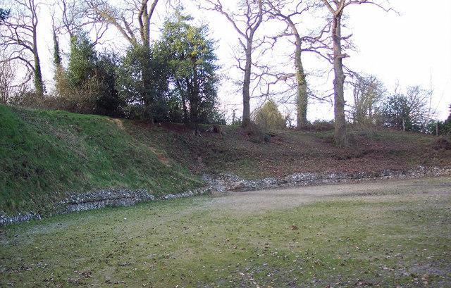 Roman Amphitheatre at Calleva