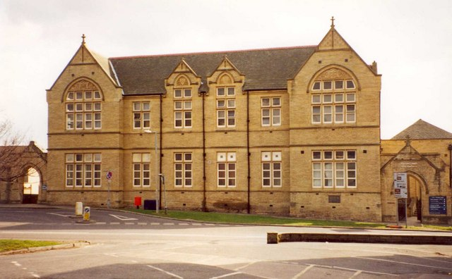 Former school, Wellington Road, Dewsbury