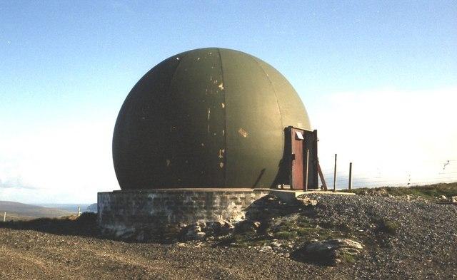 RAF TACAN Navigation Aid