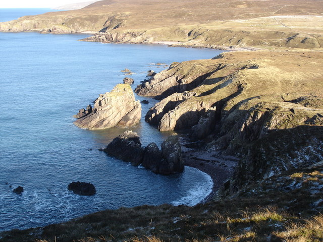 Coastline at North Erradale