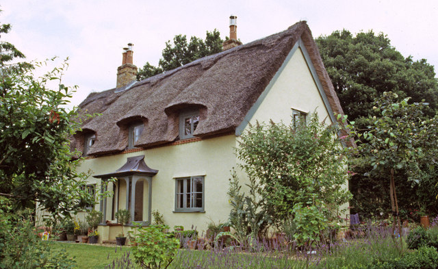 The Thatched Cottage, Cooks Hole Road, Enfield