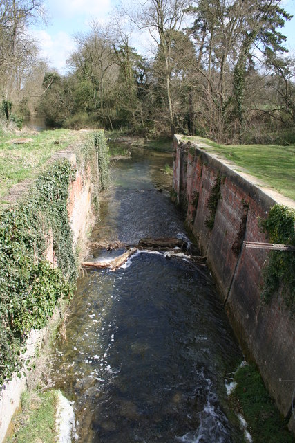 Haverholme Lock, River Slea