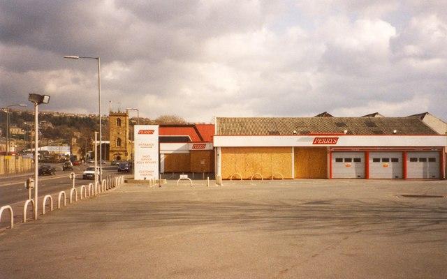 Perry's site, Aldams Road, Dewsbury