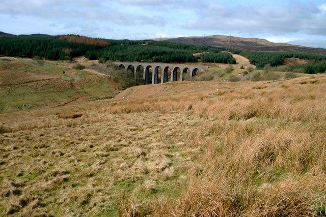 Blaen Y Cwm Viaduct