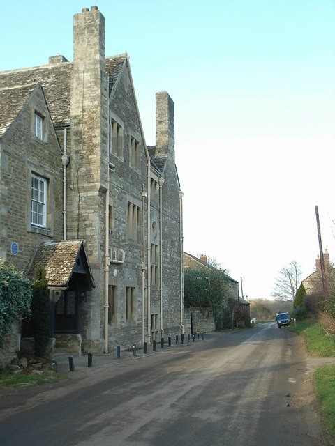 The Manor House, Elsfield