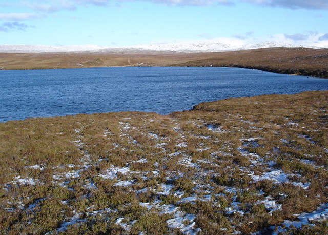 Southern part of Loch an t-Seana-bhaile
