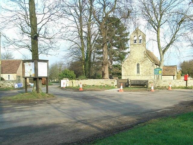 St. Giles Church, Noke