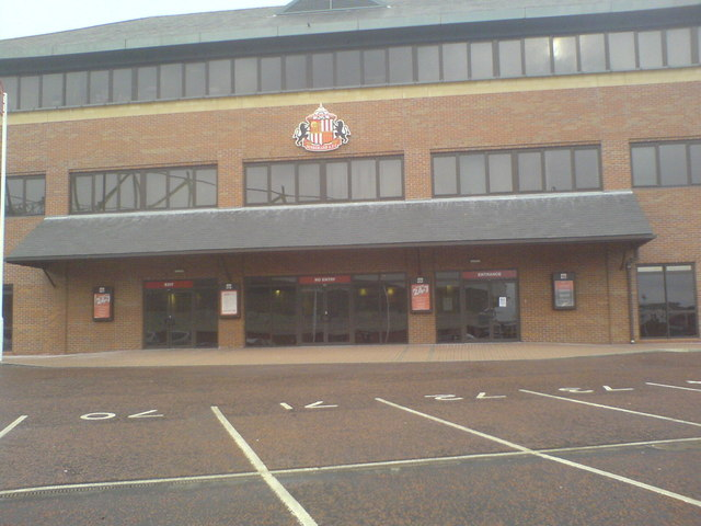 Black Cat House, Stadium of Light
