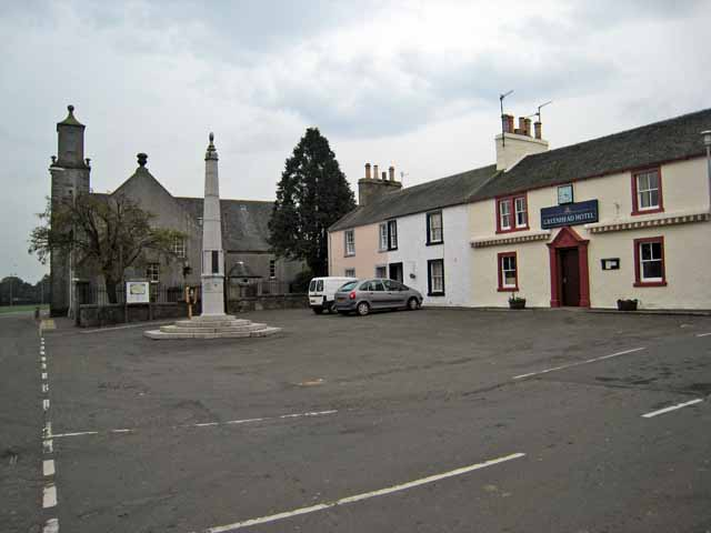 Greenhead Hotel, Dailly