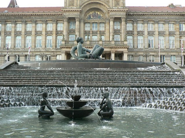 The River and Youth, Victoria Square