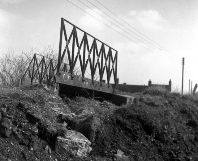 Teagues Bridge, Trench, Shropshire