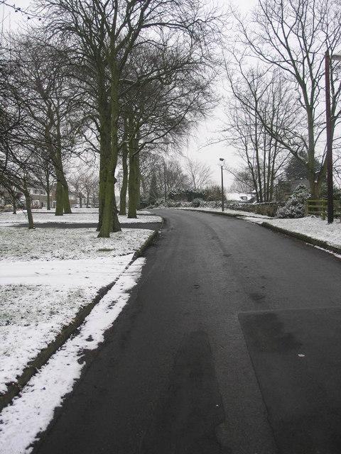 Cinderhill Lane