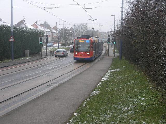 Halfway Tram