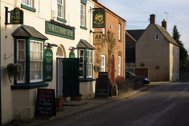 The Lampet Arms, Tadmarton