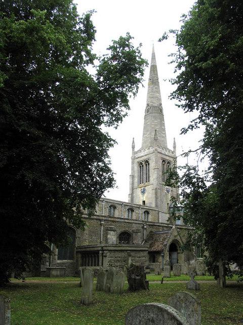 All Saints, Saint Ives, Cambridgeshire