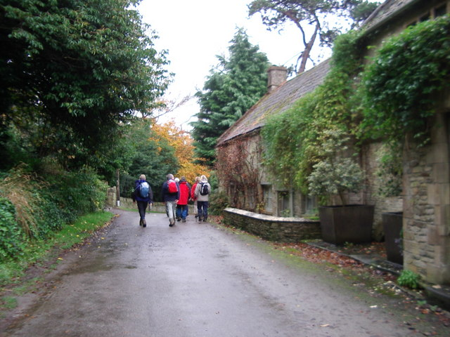 Walking the Cotswold Way National Trail