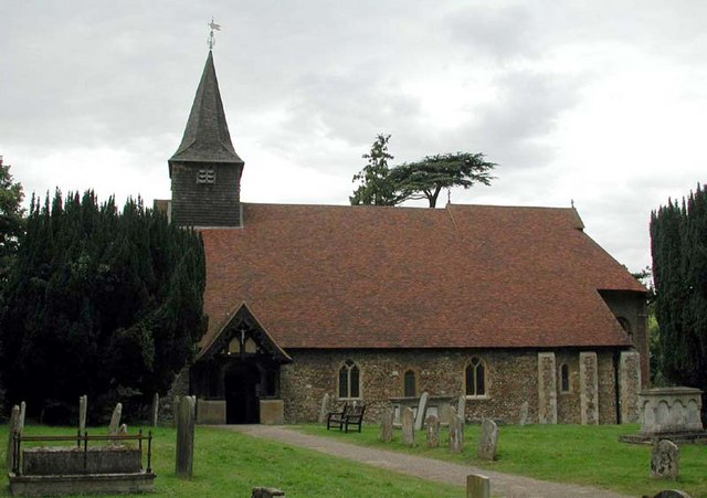 St Michael & All Angels Copford Essex