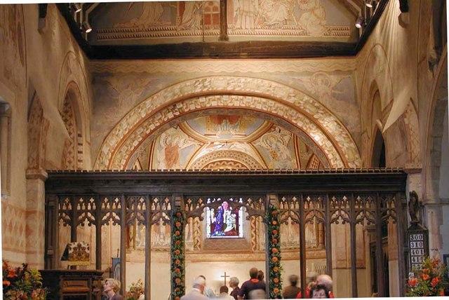 St Michael & All Angels Copford Essex