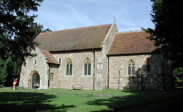 All Saints Wimbish Essex