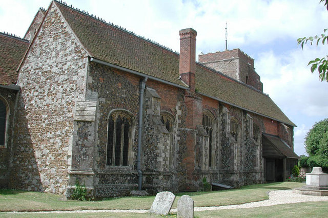 Sr Peter & St Paul, St. Osyth, Essex
