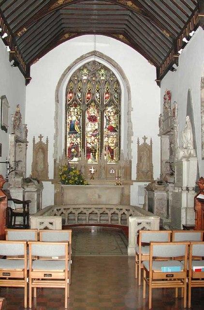 SS Peter & Paul, St. Osyth, Essex - Chancel