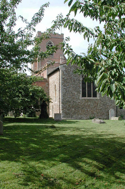 St Mary Steeple Bumpstead Essex